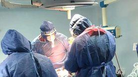 """مدير """"عزل دمياط"""" يؤكد سلامة ابنة مصابة بكورونا أجرت ولادة قيصرية"""