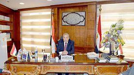 رئيس النيابة الإدارية يهنئ السيسي والمصريين بعيد الشرطة