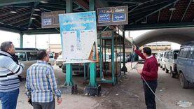 تطهير الموقف الجديد ومنطقة برج العرب و11 مسجدا بالإسكندرية