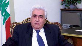 عاجل.. رئيس الحكومة اللبنانية يقبل استقالة وزير الخارجية