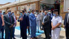 مدير مستشفى سجن برج العرب: لا نقصر في تقديم الرعاية الصحية لأي نزيل