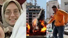 قبل الزفاف.. أنس يفقد خطيبته بعد قصف منزلهما بغزة: «شوفتها مبتسمة»