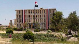 رئيس جامعة أسوان يوجه بتطبيق الإجراءات الاحترازية في اختبارات القدرات
