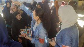 """عمليات """"مستقبل وطن"""": زحام على التصويت في عدد كبير من اللجان بسوهاج"""