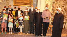 محافظ جنوب سيناء يكرم حفظة القرآن الكريم بالمسابقة الرمضانية السنوية