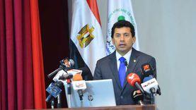 صبحي: عرض تجربة مصر في مواجهة كورونا للدول الإفريقية على مستوى الرياضة