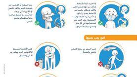 """8 نصائح من """"الصحة العالمية"""" لسفر آمن دون كورونا"""