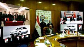اتفاقية بين مصر والصين لتصنيع السيارة الكهربائية بـ«النصر للسيارات»