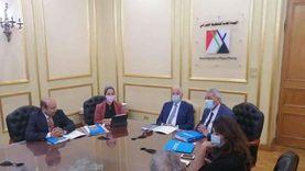 محافظ جنوب سيناء يستعرض الرؤية التنموية لمدينة شرم الشيخ