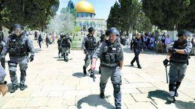 مستوطنون يعتدون بالمولوتوف على الفلسطينيين جنوب نابلس