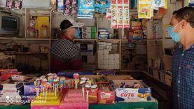 تحرير 73 محضرا في حملات على المخابز والأسواق بالمنيا