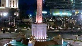 """تماثيل """"آمون"""" في حضرة ميدان التحرير.. الكباش الأربعة تستقر بالقاهرة"""