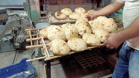 ضبط ماكينة صرف خبز مدعم وسلع مجهولة المصدر بالغربية