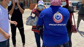 فرق التواصل المجتمعي قدمت توعية لأكثر من 250 ألف مواطن بـ7 محافظات