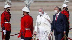 تفاصيل جدول اليوم الأول لزيارة بابا الفاتيكان للعراق