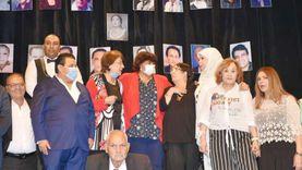 وزارة الثقافة تحتفى برموز الفن وأسر رواده المشاركين فى اثراء متحف القومى للمسرح