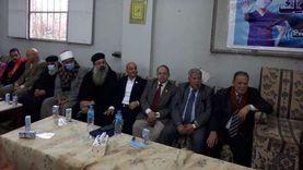 تكريم الحملة الشعبية لمواجهة كورونا ببلتان بالقليوبية