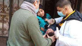 «صحة كفرالشيخ»: تجريع 89.7% من المستهدف في حملة التطعيم ضد شلل الأطفال