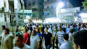 صور.. تشيع جثامين ضحايا حادث الطريق الإقليميبالمنوفية