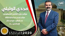 """""""الوليلي"""" و""""المصري"""" يتقمان في دائرة سيدي جابر بالإسكندرية"""