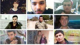 استمرار قتل الجنود الأرمن والعلويين والأكراد بثكنات الجيش التركي