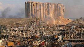 أبو الغيط يتفقد بؤرة الانفجار المدمر في بيروت