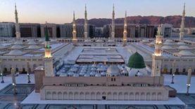 موعد صلاة العيد في المدينة المنورة 2021/1442