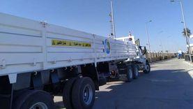 «القابضة للمياه» تدعم أسطول أسيوط الميكانيكي بمعدات ثقيلة بـ750 ألفا