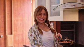 """ليلى علوي تدعم حملة """"حب المحلي"""" للمشروعات الصغيرة"""