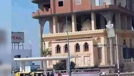 أول تحرك من المحليات على مسجد البحيرة: إزالة المبنى وترك الجامع