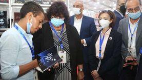 كريم محمد أصغر روائي في مصر يهدي وزيرة الثقافة روايته الجديدة