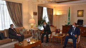 أبوالغيط يناقش مع مبعوث الأمم المتحدة سبل دفع مسار التسوية في ليبيا
