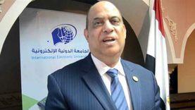 السفير أشرف عقل: طلبت العمل في فلسطين والعراق.. واعتدت على الصراعات