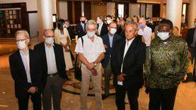 30 سفيرا أجنبيا يشيدون بالإجراءات الاحترازية بفنادق شرم الشيخ