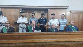 عاجل.. الحكم بإعدام تاجر مواشي قتل شابين في الدقهلية «فيديو»
