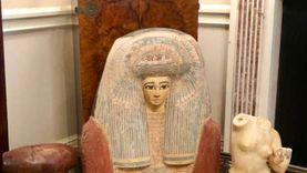 استرداد 114 قطعة أثرية من فرنسا.. النيابة العامة أوقفت بيعها في باريس