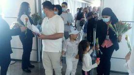 متحرش مطار القاهرة.. تفاصيل تصوير شاب للسيدات من الخلف