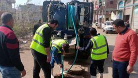 محافظ كفر الشيخ يتابع أعمال الحملات المكثفة على المرافق الحيوية