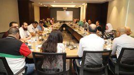 انطلاق الملتقى الأول لأعضاء مجلس الشيوخ عن تنسيقية شباب الأحزاب