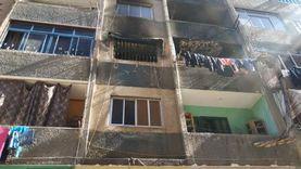 السيطرة على حريقين نشبا في سيارة إسعاف وشقة سكنية بسوهاج
