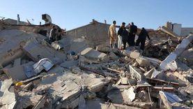 عاجل.. زلزال بقوة 5.9 ريختر يضرب ميناء غناوة جنوب إيران