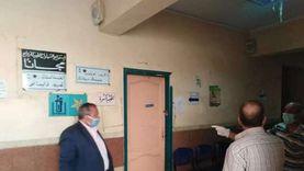 رئيس مدينة أبوقرقاص يتابع الخدمات الصحية بالمركز الطبي الشرقي