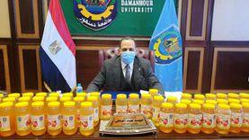 اعتماد أول مركز تميز لسلامة الغذاء بالجامعات المصرية في جامعة دمنهور