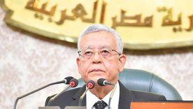 رئيس مجلس النواب يطالب الحكومة بالنص على الرسوم في قانون تنمية البحيرات