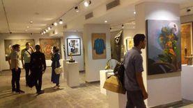 افتتاح مهرجان الشباب العربي الثالث للفن التشكيلي في القاهرة