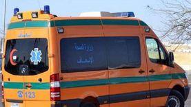 القصة الكاملة لمصرع سائق حفار سقط داخل خزان: طلب يتصور قبل وفاته