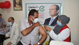 زيادة الإصابات وتطعيم المواطنين.. 7 مشاهد لفيروس كورونا بمحافظات مصر