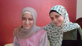 الأولى منفردة أدبي: أهدي نجاحي للرئيس السيسي.. أب لكل طالب مصري