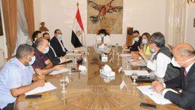 """وزيرة الثقافة تتابع استعدادات إقامة الدورة 29 من """"الموسيقى العربية"""""""