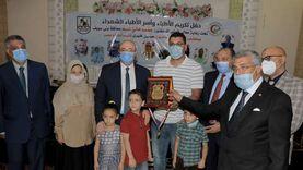 رئيس جامعة بنى سويف: إعفاء أبناء شهداء الجيش الأبيض من المصروفات